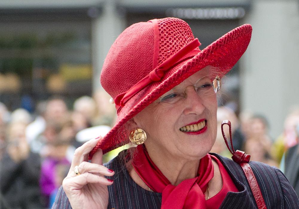 HKH Dronning Margrethe