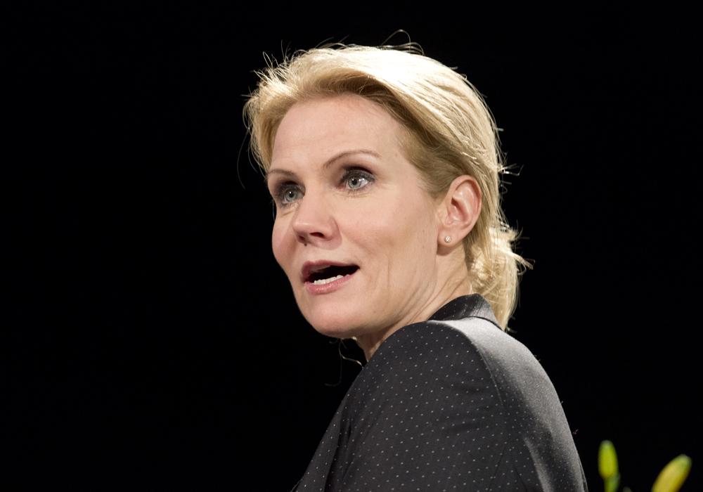 Statsminister Helle Thorning