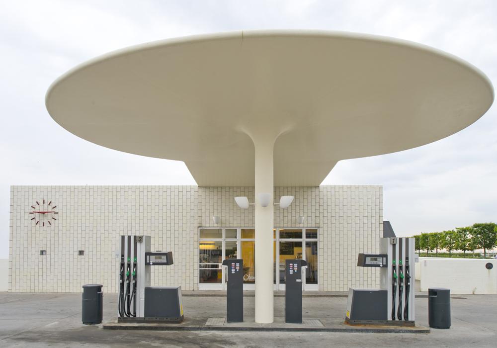 Arne Jacobsen Skovshoved tankstation